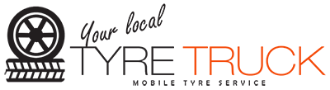 Your Local Tyre Truck Logo
